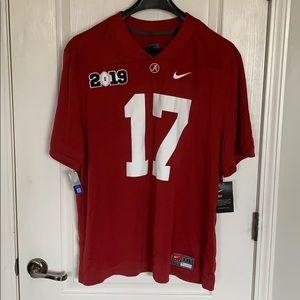 Nike University of Alabama Football Jersey 🏈